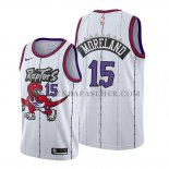 Maillot Tornto Raptors Eric Moreland Classic Edition 2019-20 Blanc