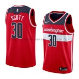 Maillot Washington Wizards Mike Scott Icon 2018 Rouge