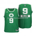 Maillot Enfant Noel Boston Celtics Rondo 2014