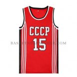 Maillot Film Cccp Sabonis Rouge