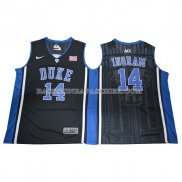Maillot NCAA Duke Blue Devils Brandon Ingram Noir