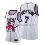 Maillot Tornto Raptors Kyle Lowry Classic Edition 2019-20 Blanc