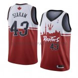 Maillot Toronto Raptors Pascal Siakam Ciudad 2019-20 Rouge