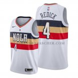 Maillot New Orleans Pelicans J.j. Redick Earned Blanc2
