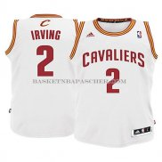 Maillot Enfant Cleveland Cavaliers Irving Blanc