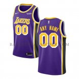 Maillot Los Angeles Lakers Personnalise Statement 2018-19 Volet