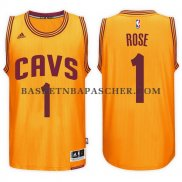 Maillot Cleveland Cavaliers Rose Jaune