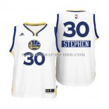 Maillot Enfant Noel Golden State Warriors Curry 2014