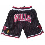 Short Chicago Bulls Just Don 2019 Noir