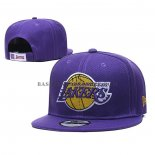 Casquette Los Angeles Lakers 9FIFTY Snapback Volet2