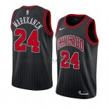 Maillot Chicago Bulls Lauri Markkanen Statement 2019-20 Noir