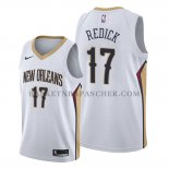 Maillot New Orleans Pelicans J.j. Rougeick Ville Blanc