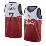 Maillot Toronto Raptors Kyle Lowry Ciudad 2019-20 Rouge