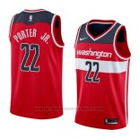 Maillot Washington Wizards Otto Porter Icon 2018 Rouge Jr.