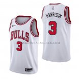 Maillot Chicago Bulls Shaquille Harrison Association Blanc