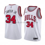 Maillot Chicago Bulls Wendell Carter Jr. Icon 34 2018 Rouge