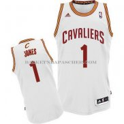 Maillot Cleveland Cavaliers Jones 2015 Blanc