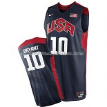 Maillot USA 2012 Bryant Noir