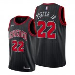 Maillot Chicago Bulls Otto Porter Jr. Statement Edition Noir