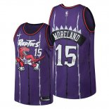 Maillot Tornto Raptors Eric Moreland Classic Edition Volet