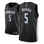 Maillot Washington Wizards Markieff Morris Ciudad 2018-19 Noir