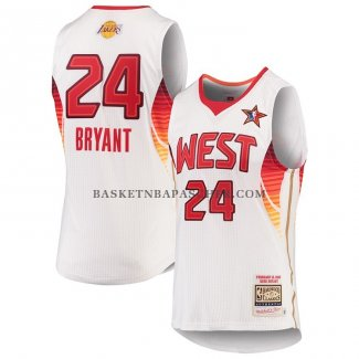 Maillot All Star 2009 Kobe Bryant Blanc