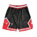 Short Chicago Bulls Noir