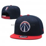 Casquette Washington Wizards 9FIFTY Snapback Bleu