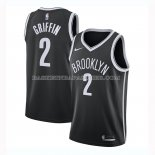 Maillot Brooklyn Nets Blake Griffin Icon 2020-21 Noir
