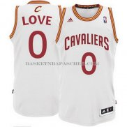 Maillot Cleveland Cavaliers Love Blanc