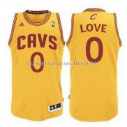 Maillot Cleveland Cavaliers Love Jaune