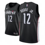 Maillot Washington Wizards Kelly Oubre Jr. Ciudad 2018-19 Noir