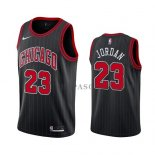 Maillot Chicago Bulls Michael Jordan Statement 2019-20 Noir