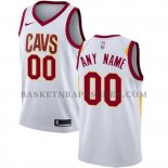 Maillot Cleveland Cavaliers Personnalise 2017-18 Blanc