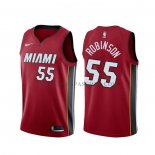 Maillot Miami Heat Duncan Robinson Statement Rouge
