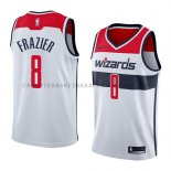 Maillot Washington Wizards Tim Frazier Association 2018 Blanc