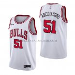 Maillot Chicago Bulls Ryan Arcidiacono Association Blanc