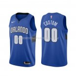 Maillot Orlando Magic Personnalise Statement Edition Bleu