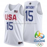 Maillot USA 2016 Anthony Blanc