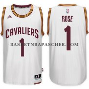 Maillot Cleveland Cavaliers Rose Blanc