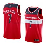 Maillot Washington Wizards Devin Robinson Icon 2018 Rouge