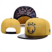 Casquette Golden State Warriors The City Jaune