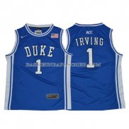 Maillot NCAA Retro Duke Blue Devils Kyrie Irving Bleu