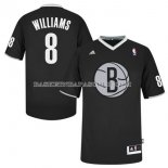 Maillot Noel Brooklyn Nets Williams 2013 Noir