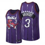 Maillot Tornto Raptors Og Anunoby Classic Edition Volet