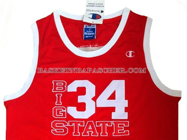 Maillot Big State Shuttlesworth Rouge