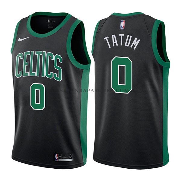 28d2809f6d050 Maillot de basket nba Boston Celtics Jayson Tatum Mindset 2017-18 ...