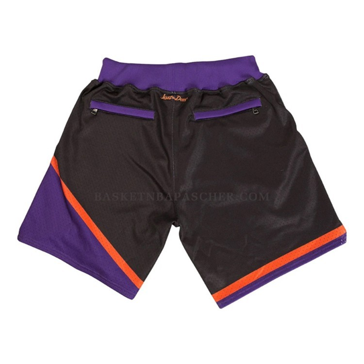 Short Phoenix Suns Just Don Noir