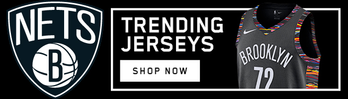 maillot de basket nba Brooklyn Nets